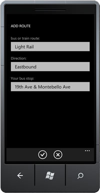 Phoenix Bus Times screenshot 2